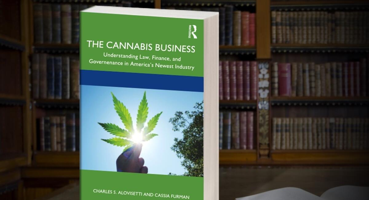 The book on cannabis law